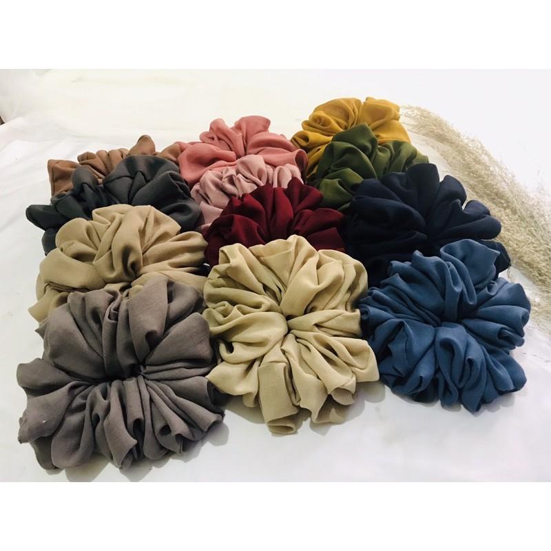 Exclusive Scrunchie Cotton import