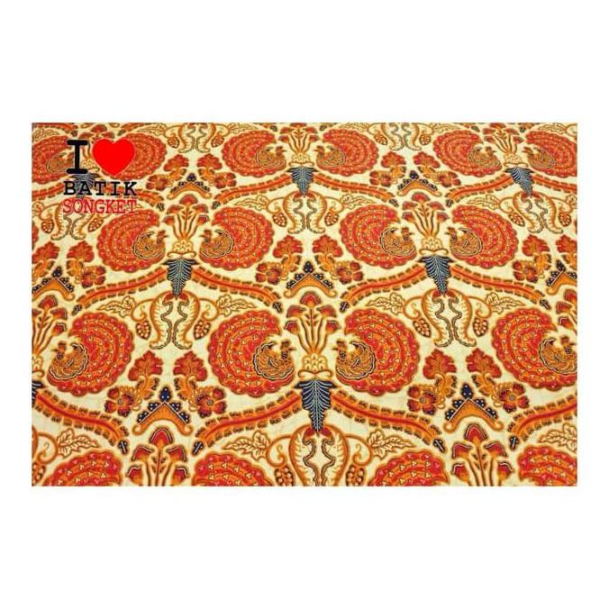Katun Iwan Tirta Print Kombinasi Motif 7 Bahan Kain Batik Solo Jogja  Songket  9c723dd37f
