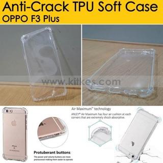 Soft Case Anticrack Oppo Neo 9 Anti Crack Knock Shock Tpu A37 Source Transparan Casing Cover