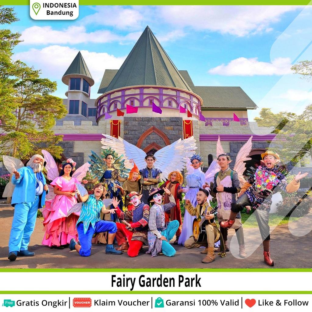 Fairy Garden Tiket Bandung Indonesia Shopee Indonesia