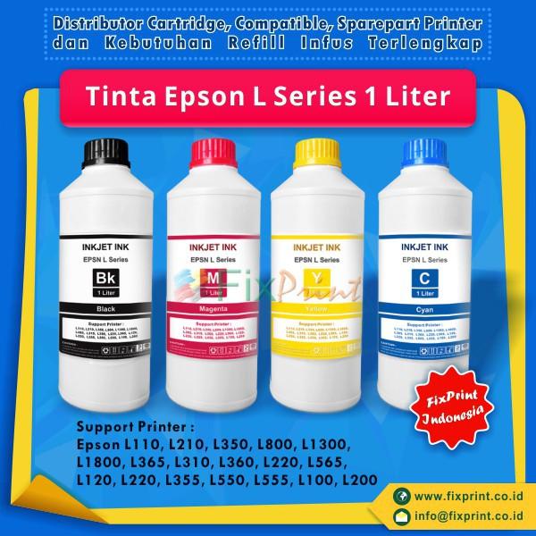 Tinta Original 664 Tinta Refill Printer Epson L110 L120 L210 L350 L220 L310 L120 L300 T664 664 T6641   Shopee Indonesia