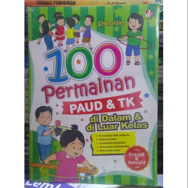 100 Permainan Paud Dan Tk Di Dalam Dan Di Luar Kelas Shopee Indonesia