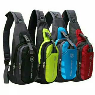 TAS IMPORT SELEMPANG PRIA BOBO OUTDOOR ANTI AIR