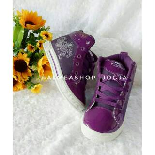 Sepatu Sneakers Kets Casual Anak Fladeo Kids Unisex New Ori