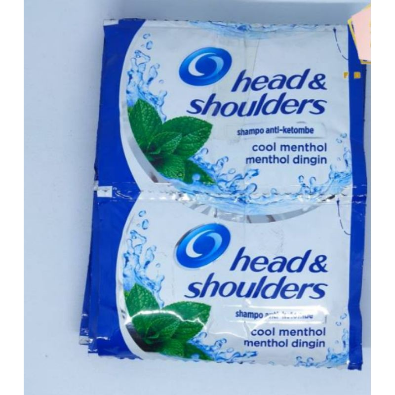 Head & Shoulders Shampo 12 x 10ml