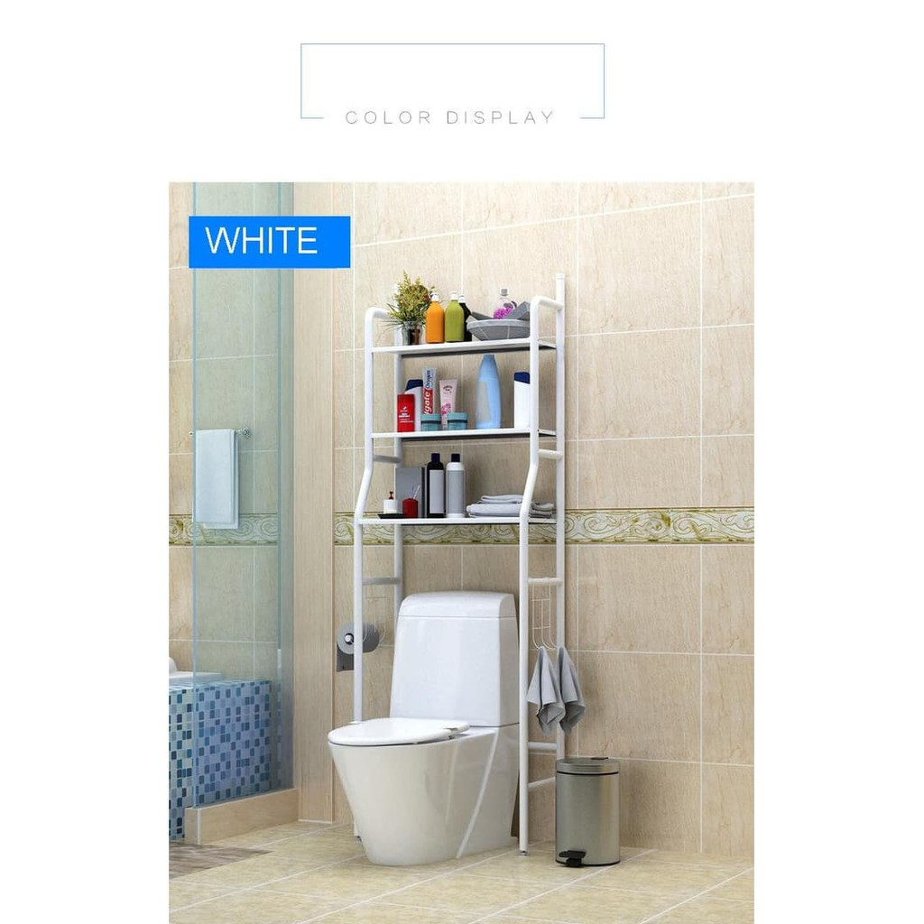 Save 36 Rak Kamar Mandi Idiskon Sabun Sampo Odol Toilet Organizer Tc 0429 X90 Wc Tissue Kloset Meg