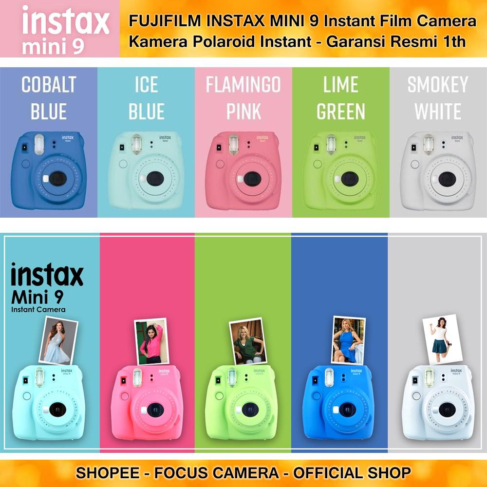 Fujifilm Instax Mini 8 8 Plus Instant Camera Series Fuji Mini
