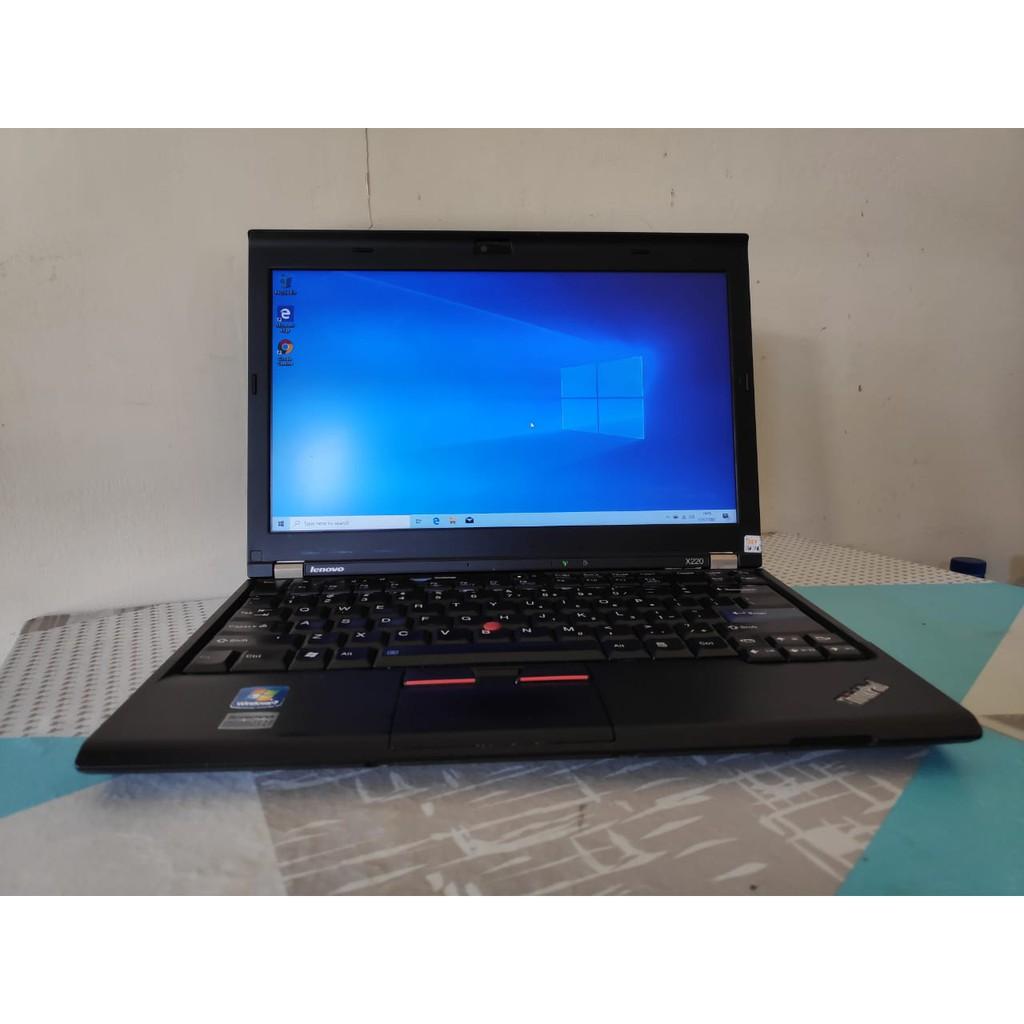 Dijual Laptop Murah 2jutaan Core i5 Lenovo ThinkPad X220