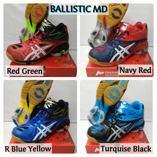 Sepatu Eagle running Royal   volly volley asics mizuno professional ... c14dde8d05