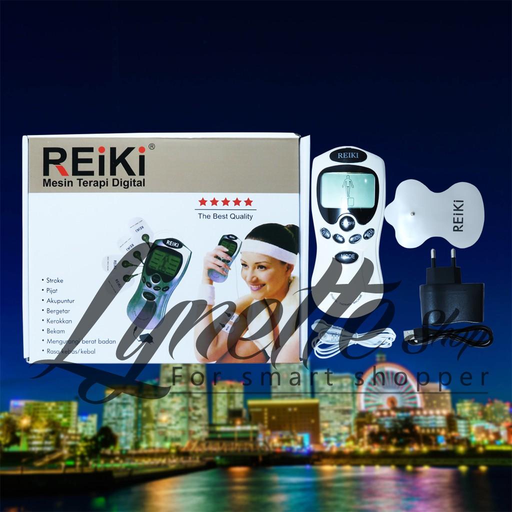 Alat Pijat Akupuntur Elektrik Mini Digital Untuk Terapi Shopee Gel Pad Indonesia