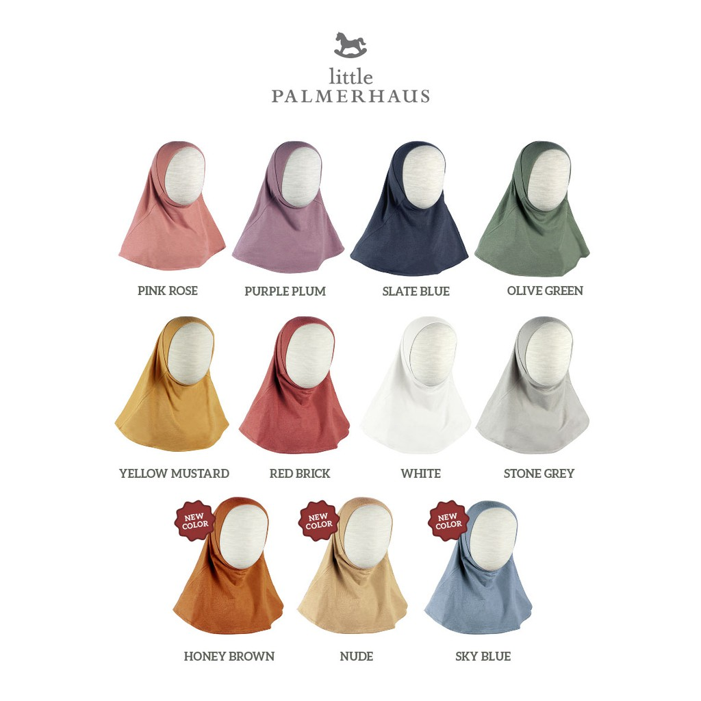 Little Palmerhaus - Instant Hijab | Shopee Indonesia