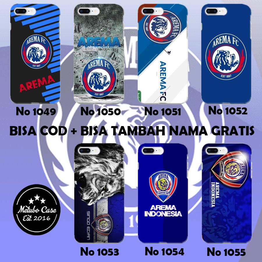 Case Casing Semua Tipe HP Arema FC Bola Indonesia Vivo Y17 Y15 Y12 V15 V15 PRO Y95