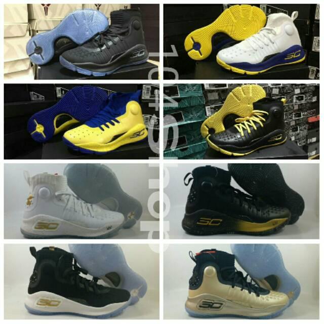 97cce1aa62af Sepatu Basket Curry 4