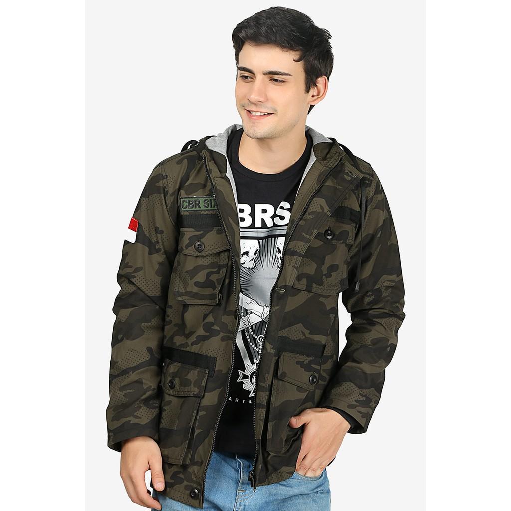 Jaket Parka Pria Kanvas Hoodie Jacket Tebal Casual Rnk 40 Hijau Inficlo Gloriana Sro 467 Wanita Army Premium Distro Original Bandung