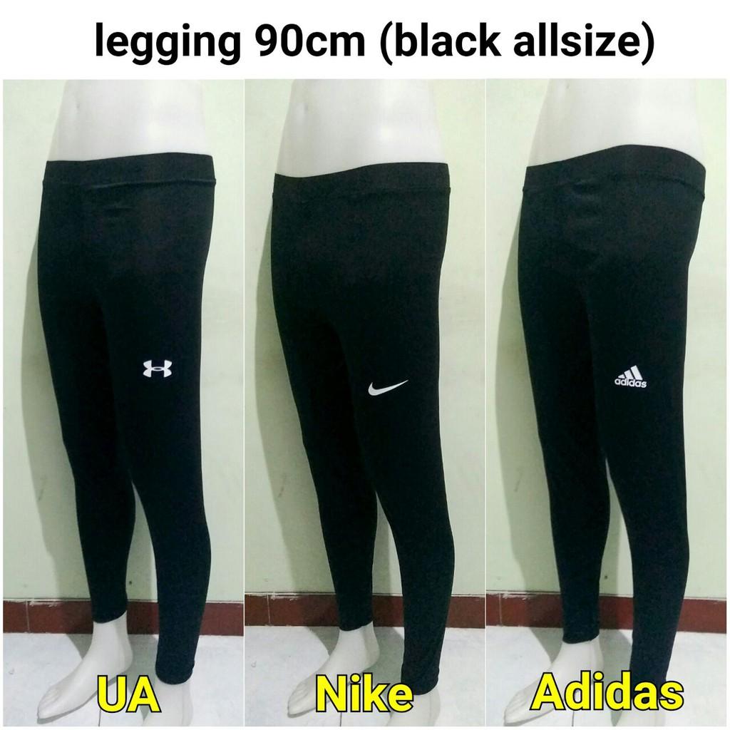 Legging 90 Cm Nike Adidas UA