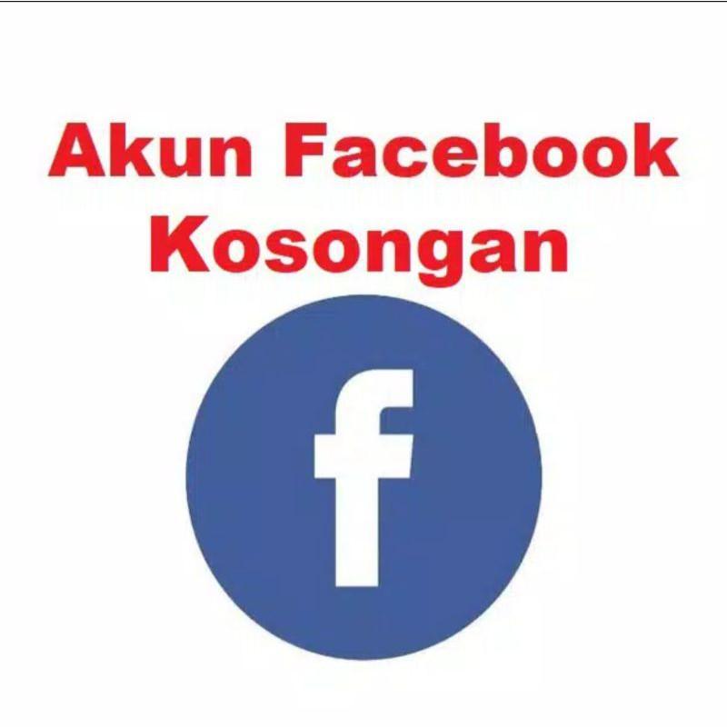Jual Akun Facebook kosong Rp 2.500 - JUAL AKUN FB POLOSAN
