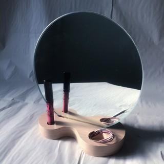 cermin estetik / aesthetic mirror xara (diameter 40cm