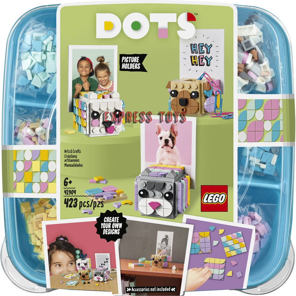 LEGO DOTs Animal Picture Holders 20   Shopee Indonesia