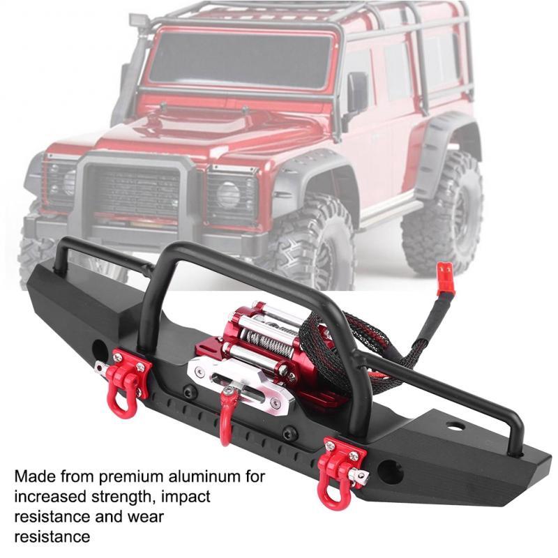 B Blesiya Aluminum 1.9 Heavy Wheels Rim 12mm Hex Hub 26mm Width for 1//10 Rock Crawler Gray
