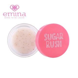 Emina Sugar Rush Lip Scrub 4.2gr Scrub Bibir Perawatan Bibir Lip Scrub thumbnail