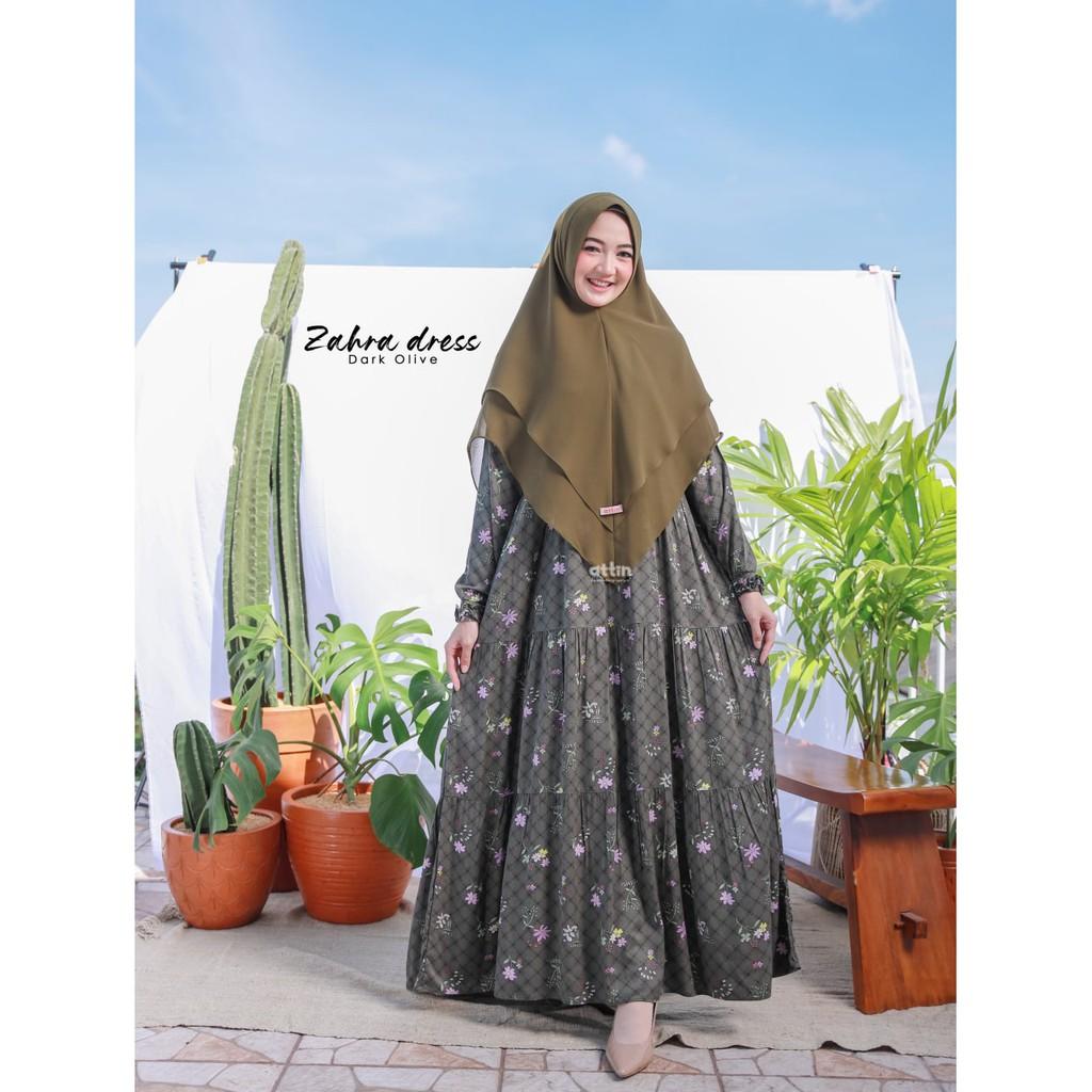 Gamis Zahra Dress by Attin