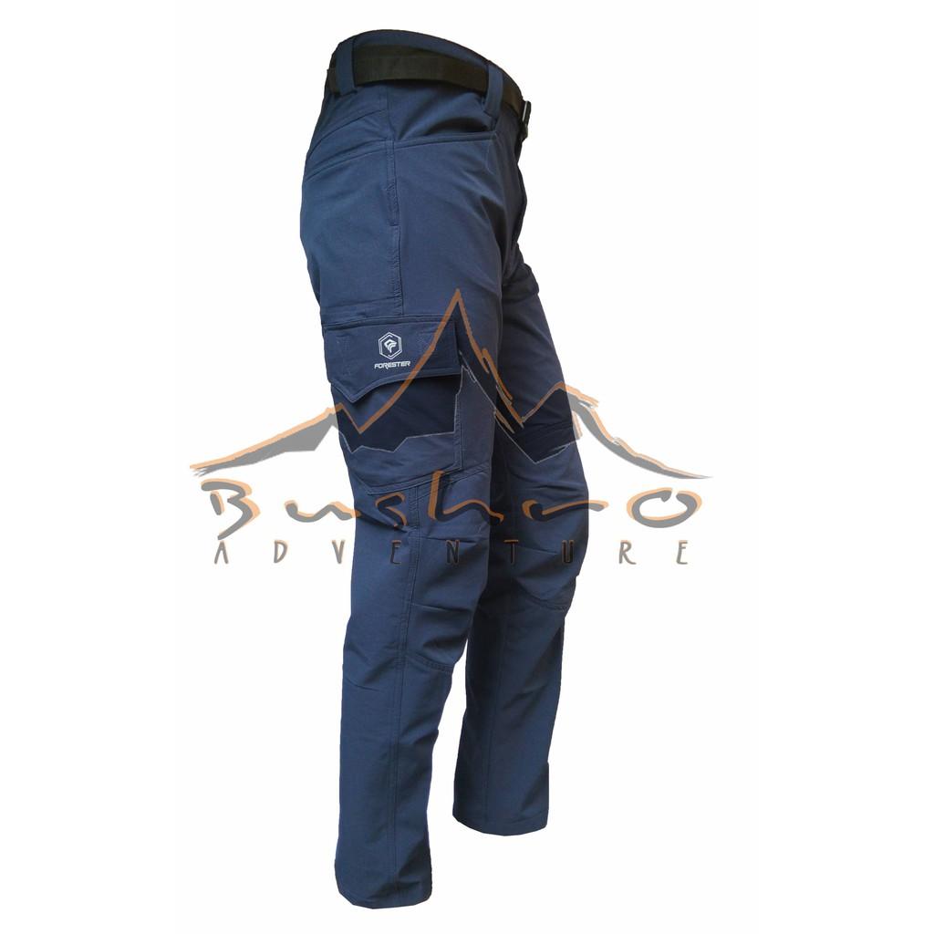 043a931df5 Celana Outdoor Panjang atau celana Forester Cargo Taslan include belt