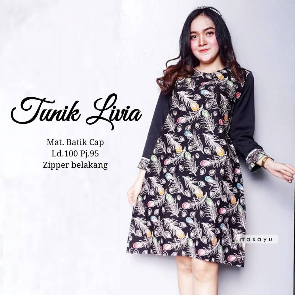 MODEL TUNIK TERBARU 67cdb89054