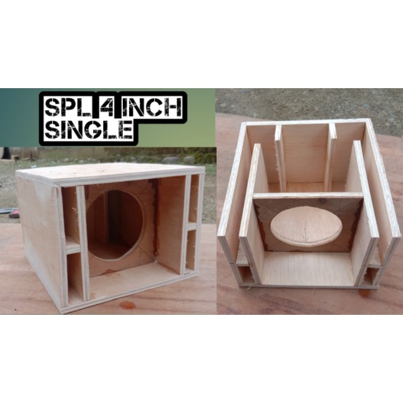 box SPL 4 inch single