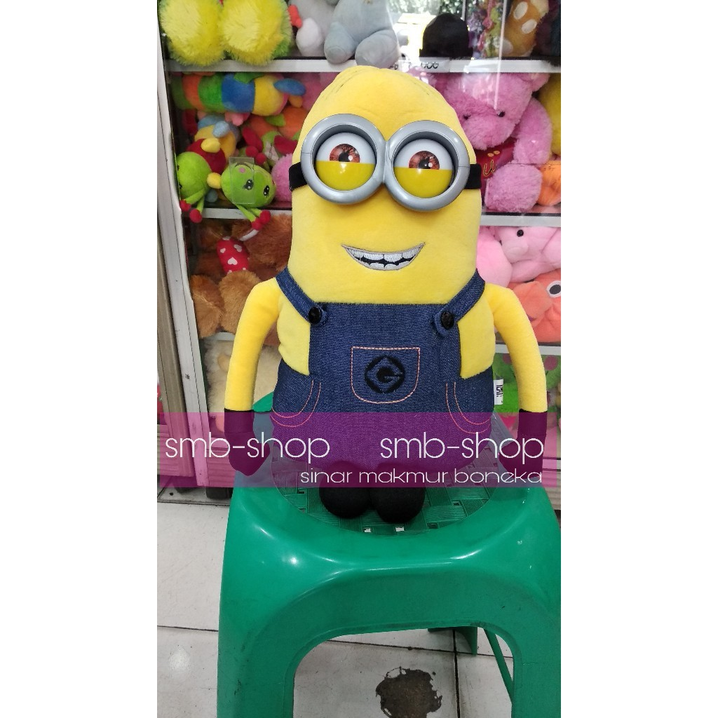 Boneka Despicable Me Minion Minions Dd2015 Shopee Indonesia Unicorn 60cm Jumbo Fluffy Universal Studio