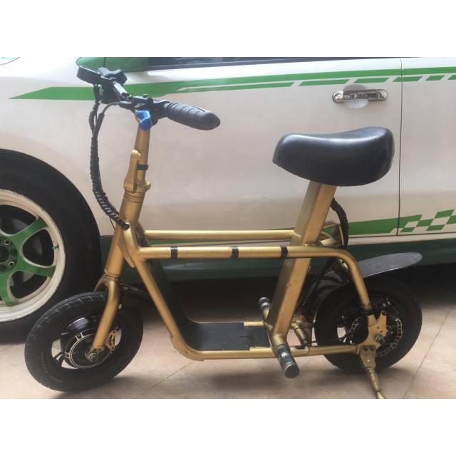 Sepeda Listrik Fiido Modif An Shopee Indonesia