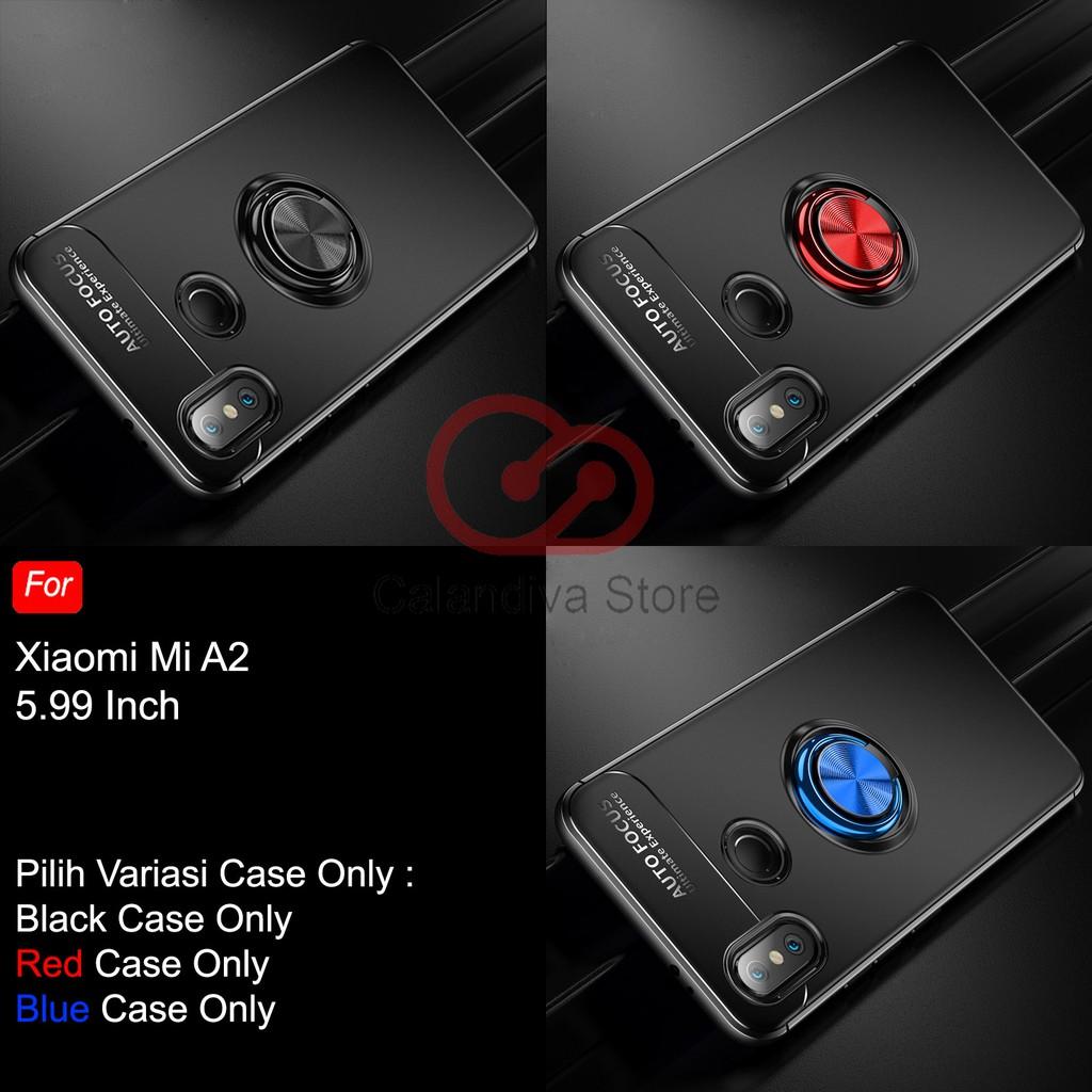 Calandiva Case Oppo F9, F9 Pro,Realme 2 Pro (6.3 Inch)Casing Ultimate Ring Kickstand Hybrid Premium | Shopee Indonesia