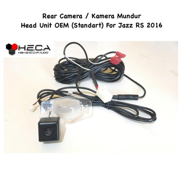 Kamera Mundur Parkir Rear Camera Parking For Head Unit Double Din