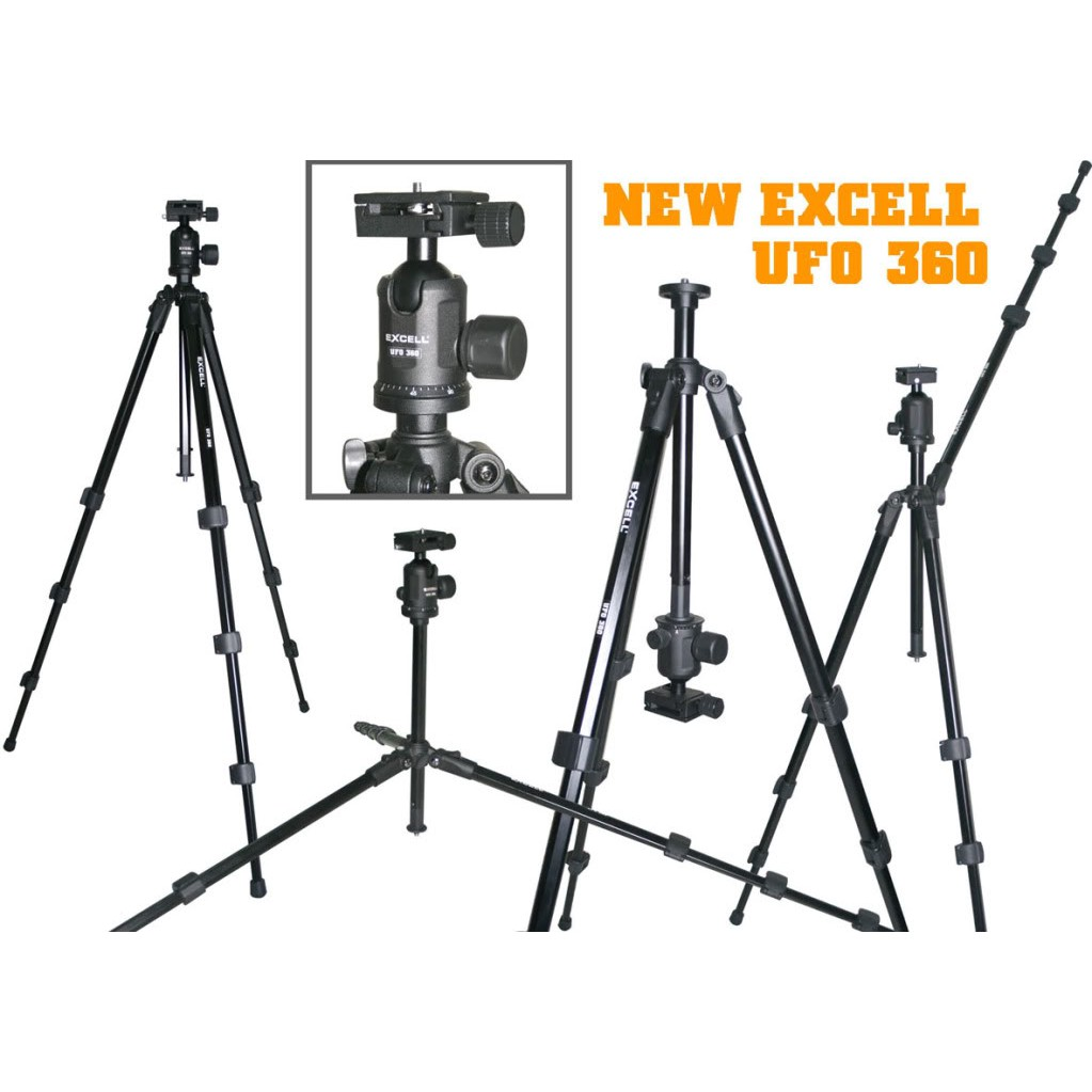 Tripod Excell Motto 2810 Shopee Indonesia