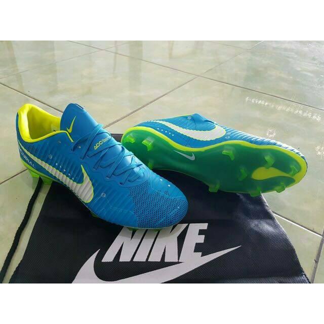 031ac5c883a Restock..!!! Sepatu Bola Nike Vapor XI FG - Neymar blue orbit ...