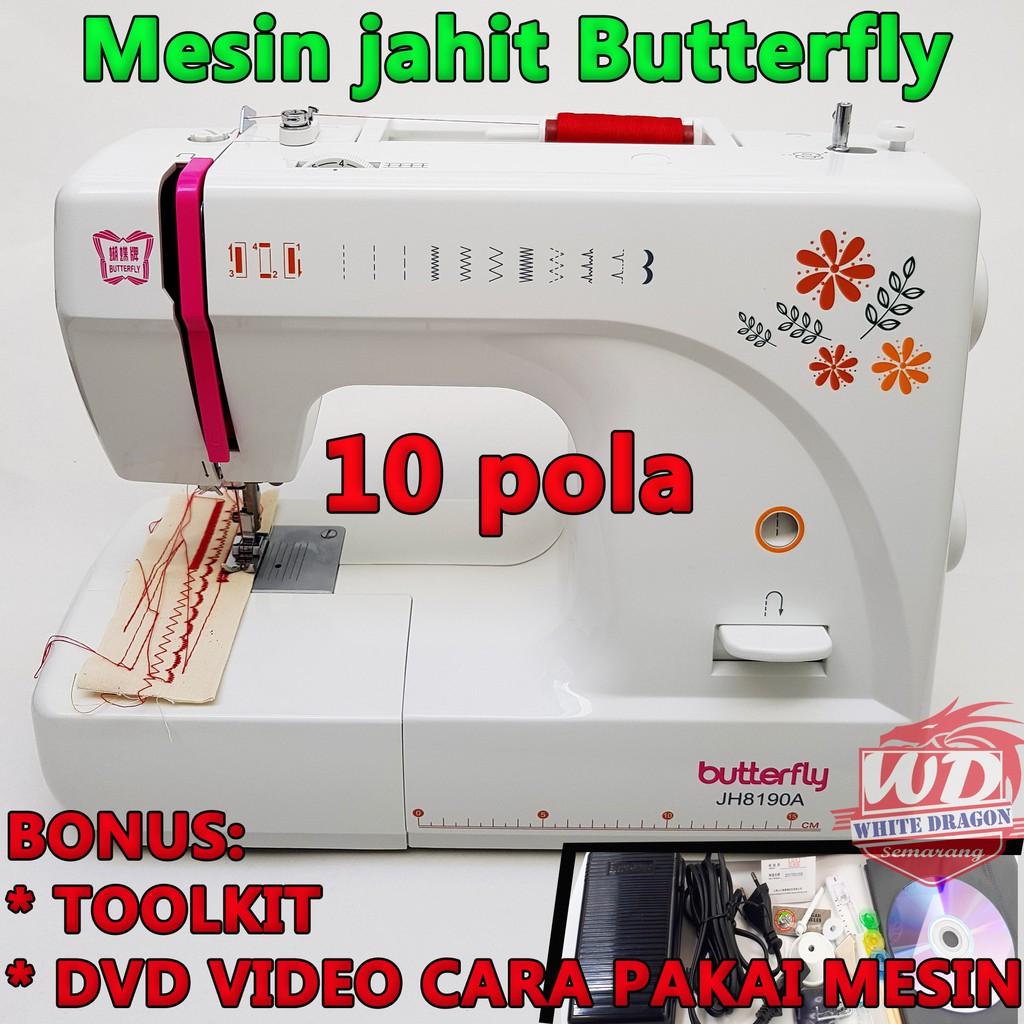 Tempat Jual Mesin Jahit Butterfly Jh5832a Portable Termurah 2018 The Little Things She Needs Reca Brown Sepatu Flat Tsn0001142c0010 Cokelat 39 Variasi Aksesoris Ekstra Jh8530a Dan Shopee Indonesia