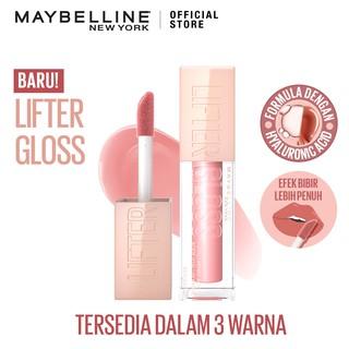 Maybelline Lifter Gloss Lip Gloss Make Up (Liquid Lipstick with Hyaluronic Acid) thumbnail