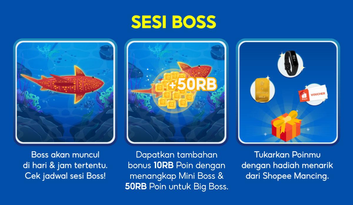 SESI BOSS SHOPEE MANCING