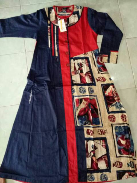 Gamis Shabrina Dress Shabrina Replika Tuneeca Shopee Indonesia