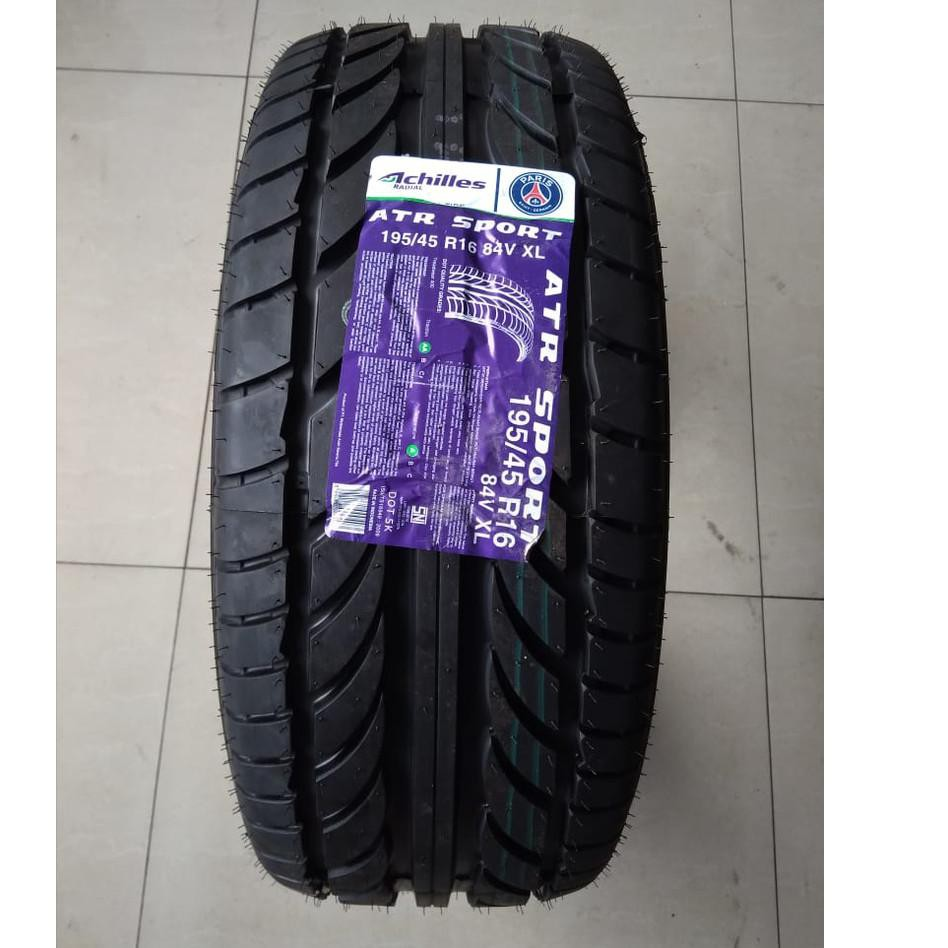 Garansi Termurah Achilles Atr Sport 195 45 R16 Ban Mobil Shopee Indonesia