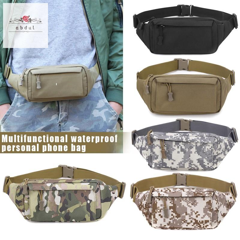 Travel Waist Pack,travel Pocket With Adjustable Belt Dinosaur Animal Dark Purple Running Lumbar Pack For Travel Outdoor Sports Walking
