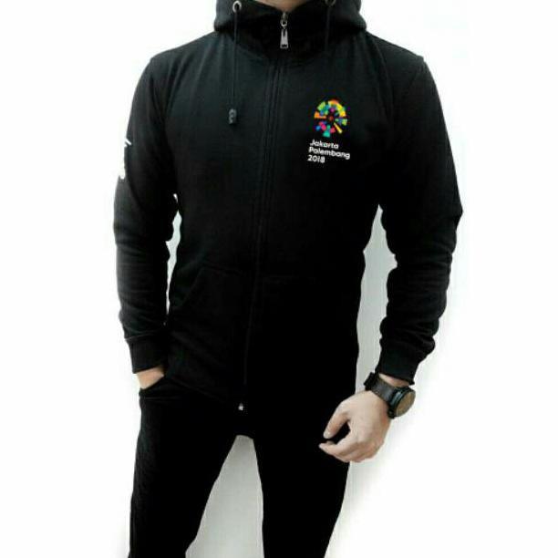 Jaket Hoodie Polos Asian Games
