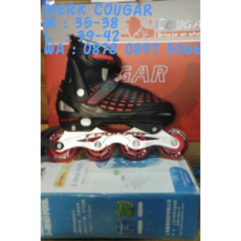 Cougar Sepatu Roda Ms835l Bk Wh - Info Daftar Harga Terbaru Indonesia 499b9a24ae