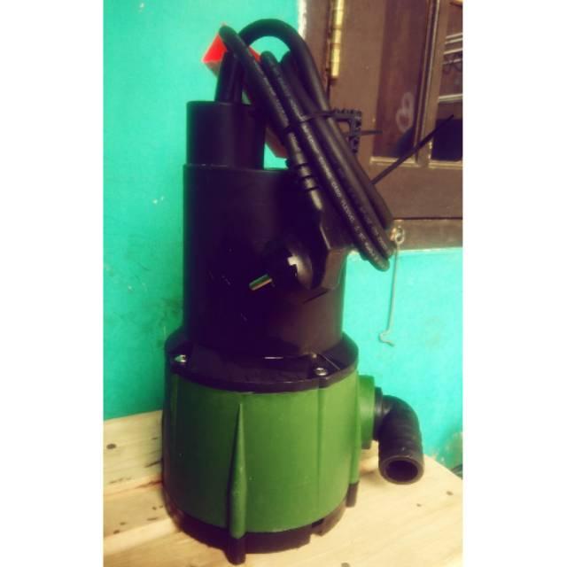 Wasser water pump WD 200E/pompa air celup | Shopee Indonesia