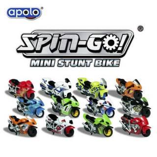 Motor Spin Go Shopee Indonesia