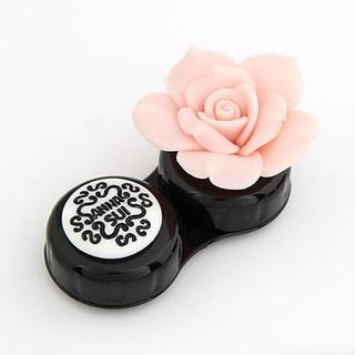 ... LRC Tempat Softlens Mustard Handmade Camellia Contact Lens Rosin Sunglasses. suka: 93