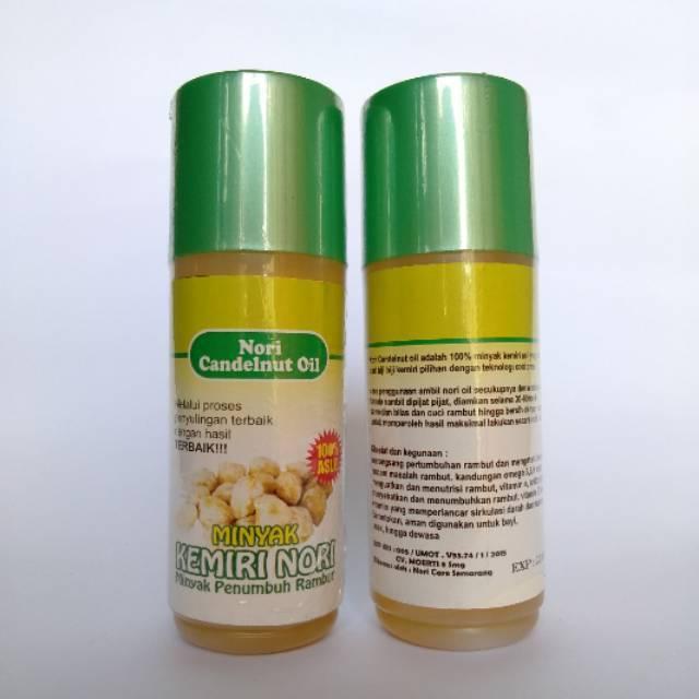 minyak kemiri nori original | shopee indonesia Gambar Minyak Kemiri Di Indomaret