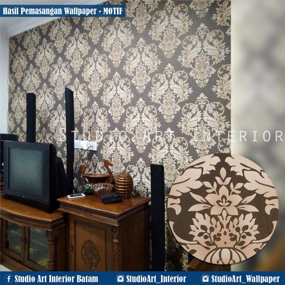 Wallpaper Dinding Klasik Modern