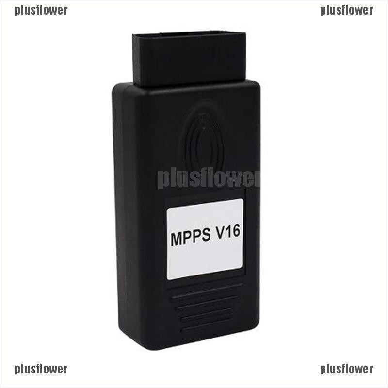 New MPPS V16 ECU Flasher Chip Tuning Remapping Tool for EDC15-EDC17 Read Write