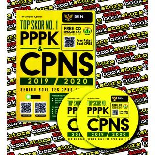 Top Skor No 1 Pppk Cpns 2019 2020 Seribu Soal Tes Cpns Asli