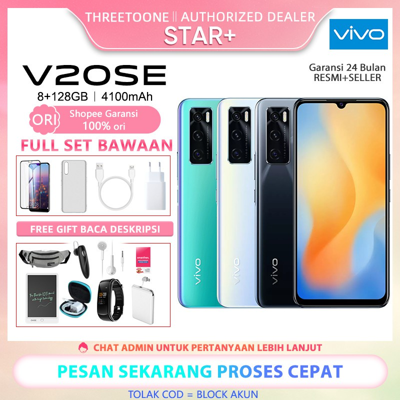 Harga Hp Nfc Vivo Terbaru Juli 2021 Biggo Indonesia
